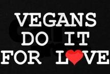 Ⓥ Veganism  Ⓥ / Info, news, and quotes for vegans!