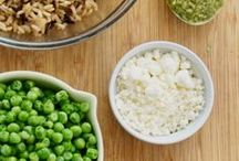 Binkie Bites: What Mom Eats / #dinner #recipes and #mealideas