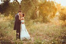 Nicolás & Patricia's Wedding / Pink & White Wedding Inspiration. Pink Bridemaids. Pronovias Dress. Romantic Wedding