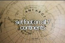 places i want to go!!! / These are just repins. I didnt take them.. these are the places i want to travel to one day!