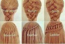 Hairstyles / hair...