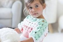 Creating - crochet (child fashion)