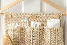 Creating - crochet (home ideas)