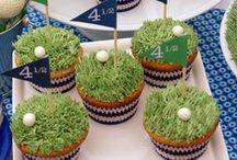 Kids Golf Party Ideas / We don't want the kids to feel left out of our love for golf.