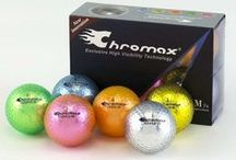 Coloured Balls.... / Golf balls can come in many colours. Possible inspiration for future collections?