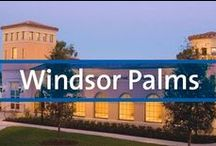 Windsor Palms - Orlando, Florida / Welcome to Windsor Palms, located in Kissimmee, Florida! This gated resort-style community is less than two miles south of all the Disney attractions and much more. Whether you want all the sights and fun of Disney or just want to kick back at the pool, you'll find the perfect family friendly getaway is at Windsor Palms Resort.