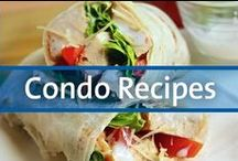 Condo Recipes / Condos have the luxury of kitchens, so you can save a lot of money by dining in. These quick and easy recipes will help you get started!