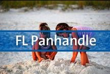 """Destination Guide - Florida Panhandle / The pillow-white sands and green waters of the Gulf of Mexico make the Destin area another one of the more popular beach destinations in Florida. But to see how the Emerald Coast separates itself from the rest of Florida, you'll have to look below the surface. The aquatic life is booming here and it makes for a fascinating place to fish. Visitors flock to Destin, which is known as """"The Word's Luckiest Fishing Village."""" Golfers also love to visit for the immaculate golf courses here."""