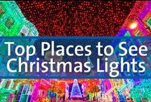 Top Places to See Christmas Lights / You can find these stunning holiday displays while traveling with Global Discovery Vacations.