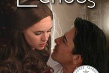 Cornerstone Deep Echoes (book two) / In book two, the saga continues...