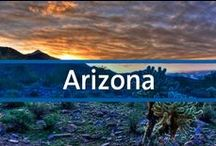 Destination Guide - Arizona / You've got blue waters, golden sand, green and brown forests and white snow, so now it's time to add a touch of red and some succulents to your sightseeing rainbow. The red rocks of Arizona, which act as a reflection of the desert's burning sun, are some of the more unique and stunning landscapes you'll see in the United States. It's no secret that Arizona is hot and the dry summers are going to be harsh. But it never gets cold there, making it a nice winter retreat for those who live up north.