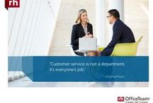 Customer Service / How to provide excellent customer service -- regardless of your job title.