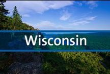 Destination Guide - Wisconsin / The Upper Midwest is a reminder that pretty doesn't have to be flashy and excitement doesn't have to be loud. Nothing exemplifies this mindset more than Wisconsin, be that in the attraction-heavy Wisconsin Dells or the naturalistic surroundings of Door County and Eagle River. Global Discovery Vacations offers each of these distinct areas and this guide will show you all the good times to be had in Wisconsin.