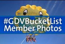#GDVBucketList Member Photos / We asked our members what they have crossed off their bucket list during their travels, and here are their amazing submissions.