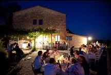 Wedding Dinner location