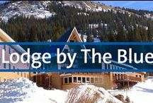 Lodge by The Blue - Breckenridge, CO / Nestled in the base of Mount Quandary, Lodge by The Blue delivers an impeccable lodge experience for the adventurer in you, where hints of the nostalgic 60s blend seamlessly with the modern comforts of condominium vacations.
