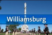 Destination Guide - Williamsburg, Virginia / Williamsburg, Virginia, does history as well as any place in the United States. But once you get there, you realize that there are a surprising amount of diverse attractions around. Travelers who like having options will have plenty of theme parks, live shows and natural beauty to balance during their stay, though we're sure most of it will be spent learning about American history.