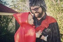 Babywearing Halloween Costume Ideas