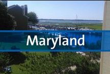Destination Guide - Maryland / Ocean City, Maryland, has become a popular destination because it has the recipe for a perfect vacation: a beach and plenty to do. You can hit every sight there is to see along a single strip of land on the East Coast. Ocean City, known as a barrier island for the shallow bay separating it from the mainland, spans 10 easy-to-navigate miles and packs in a ton of attractions, delicious seafood and Atlantic shores.