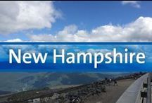 Destination Guide - New Hampshire / New Hampshire offers a terrific balance for vacationers, giving you mountains, trees and water to play in. It's the kind of place where the summer will let you snowboard in shorts and a T-shirt, and the winter will allow you to scuba dive in glacial waters. Our resorts are near the scenic White Mountains, which give you ample opportunities to ski and climb in the fresh open air. Here's a little of what you have to look forward to on a trip to New Hampshire.