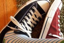 SHOES: Different / Different Converse / Vans