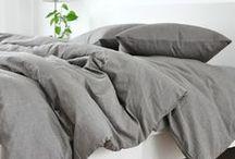 Grey Bedding / Grey Bedding, timeless bedding