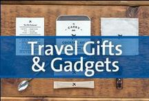 Travel Gifts & Gadgets / With all the advancements we've made in technology though the years, almost every problem has a solution. You just have to find the right tool. These gadgets will simplify the life of any traveler and they make for great gifts.