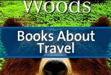 Books About Travel / It's nice to take a moment and relax with a good book to send your mind on a vacation.These are some of our favorite books that inspire us to travel!