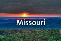 Destination Guide - Missouri / The all-American landscapes and Midwest hospitality you'll find in Missouri are a departure from the traditional coastal vacation destinations. The air is pure, the people are kind and good times are never-ending. The main attractions in this state are in the charming city of Branson, located in the vast Ozarks region. Take it from us Kansans: Branson is well worth a week's stay, and then some.