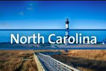 Destination Guide - North Carolina / They say opposites attract, which is why North Carolina is such an appealing vacation destination for travelers. The state offers two distinct experiences: relax on the beach on the Atlantic coast or go on a nature hike in the Great Smoky Mountains. Our North Carolina resorts are on the eastern and western sides of the state, so you'll have to choose one or the other when planning your next trip to the Tar Heel State.