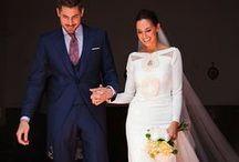 A Wedding in Palace - Javi García & Elena Gómez's Wedding / A elegant & gorgeous wedding in Moratalla Palace, Córdoba, Spain. Photos by Instantánea y Toma Primera