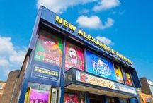 Theatres on Euan's Guide / Theatres listed or reviewed with good disabled access on Euan's Guide.