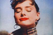 Audrey Hepburn / 우아하고 사랑스럽고 아름답고 영원하고