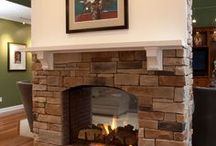 Home Remodels Before & After / Home remodels featuring before and after