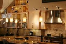 Kitchen Remodels / These updated kitchens become the heart and soul of the home for gathering, family time and entertainment