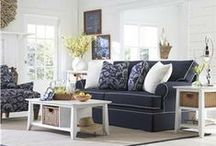 Living Rooms / Your Dream Home does not have to be just a dream.  Although everyone does have to start somewhere.  Check out some of our favorite living room collections.