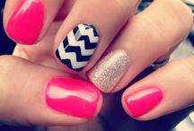 Nails / by Stephanie Ostrowski