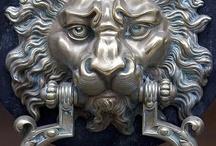 VINTAGE DOOR KNOBS / by eugen podolean