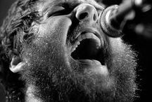 rock B E A R D / beards in the music business