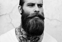 B E A R D and tats / inked beards