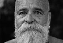 B E A R D and mr bronson / artist, aa bronson and his beard