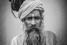 B E A R D of faith / simply stunning sadhus and men of faith