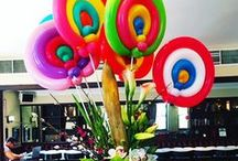 Balloon Decorations by JoJoFun London / Children's party entertainers based in London delivering professional balloon decorations to kids party events https://www.jojofun.co.uk/balloon-decorations/  Email: jojo@jojofun.co.uk Tel: 07743 196691