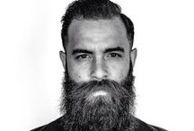 B E A R D crush / beards i could fall in love with