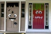 DIY Halloween Costumes and Decor / Halloween costumes and decor on a budget