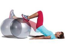 NEW Fitness Board / by Stephanie Ostrowski
