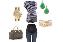 Maternity Fashion / Hip, chic and trendy clothings for the yummy mummy-to-bes