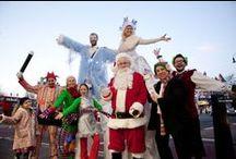 Children's Entertainers Christmas Parties London 2016 / Christmas party entertainment in London and our favourite festive pins! • https://www.jojofun.co.uk/christmas-parties/ • Book now 07743 196691