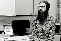B E A R D home * / interior design for the stylish beardsman