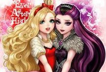 ♔•*´¨`* Ever After High ♔•*´¨`*